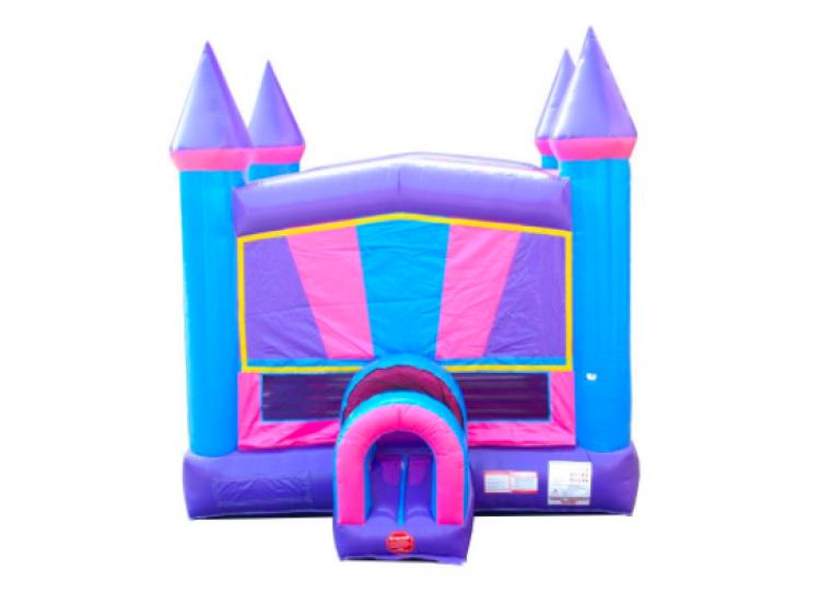 Pink & Purple Castle