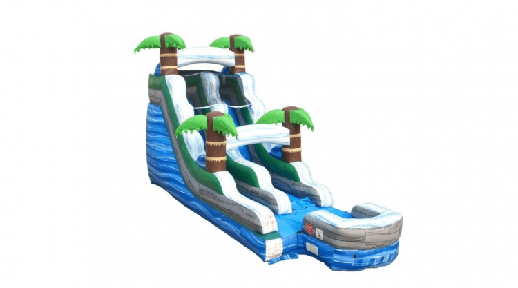 15' Tropical Plunge Dry/Wet