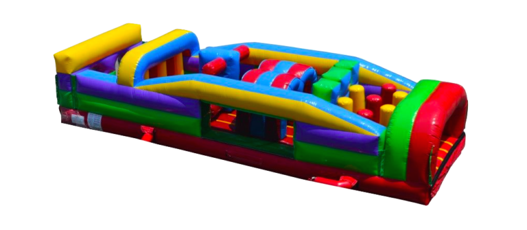 Inflatable Obstacle Course Rental in WILLOUGHBY